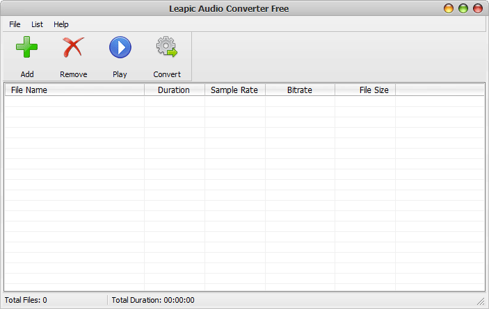 Leapic Audio Converter Free